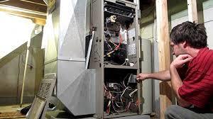 Lilburn, GA - Trane Furnace Install