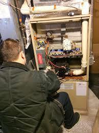 Norcross, GA - Rheem  furnace install