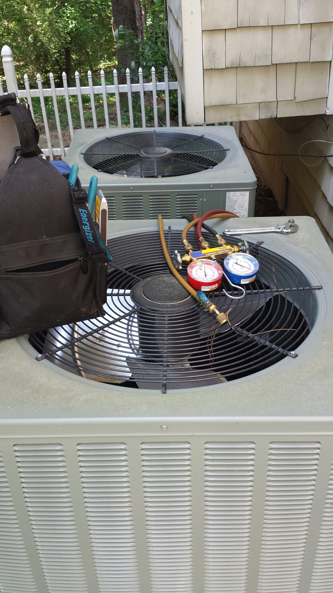 Milton, GA - No ac on a 4 year old rheem