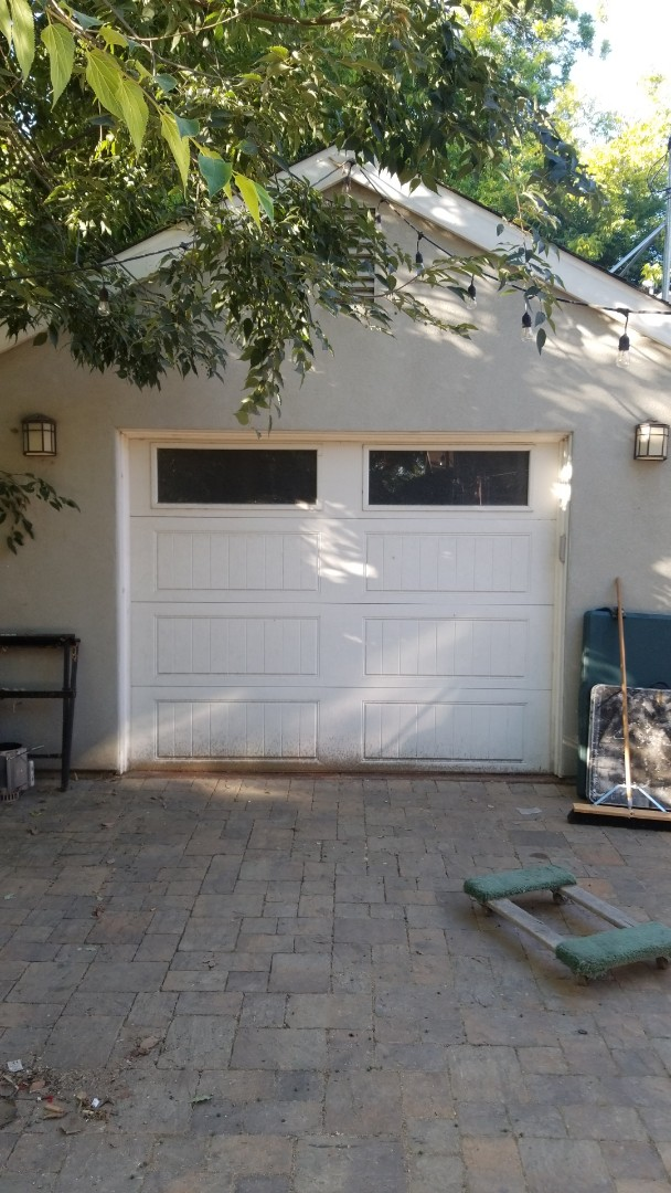 Sacramento, CA - stating a new garage conversion today