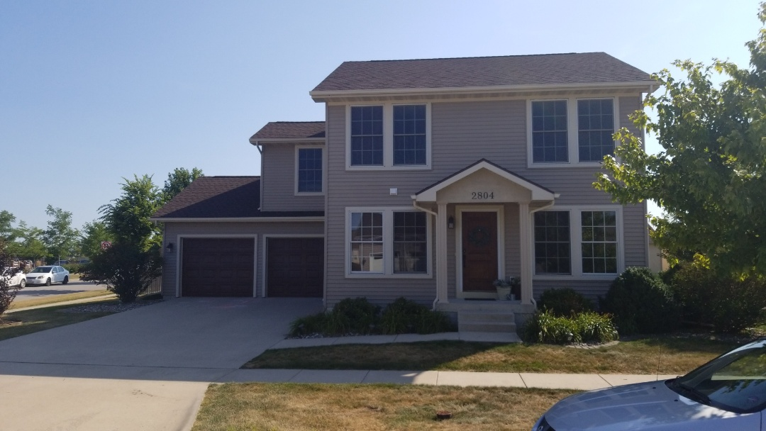 Ames, IA - Another roof and siding finished in Ames!