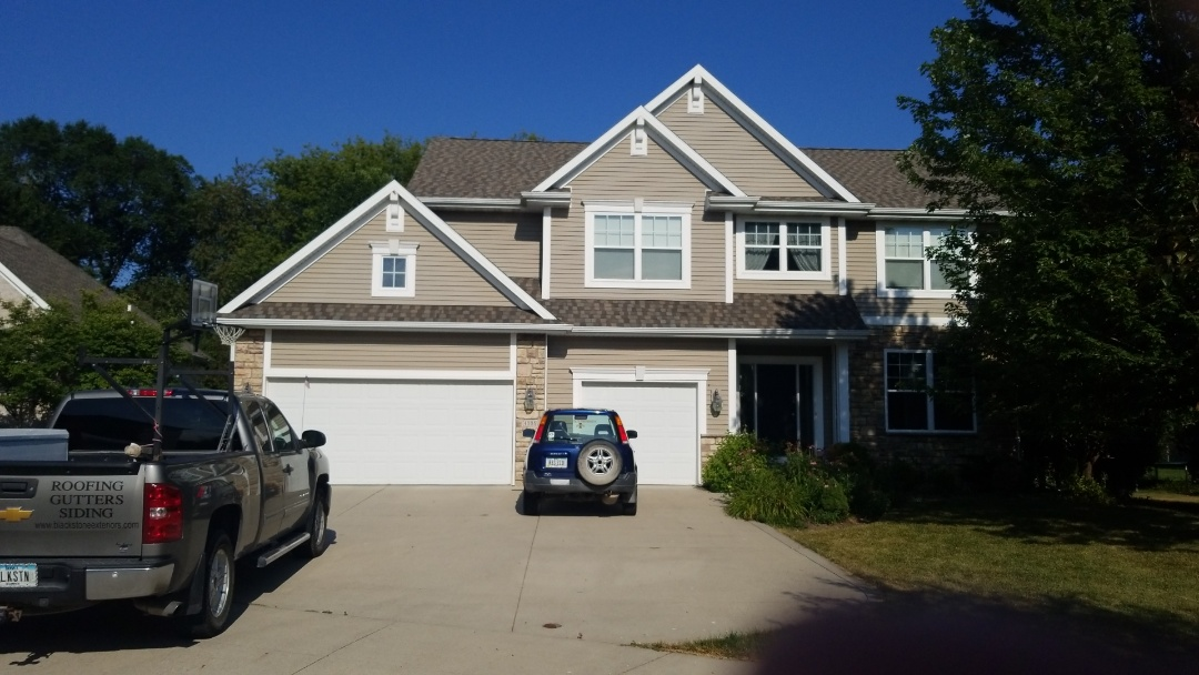 Ames, IA - Very neat American Harvest shingle installed!