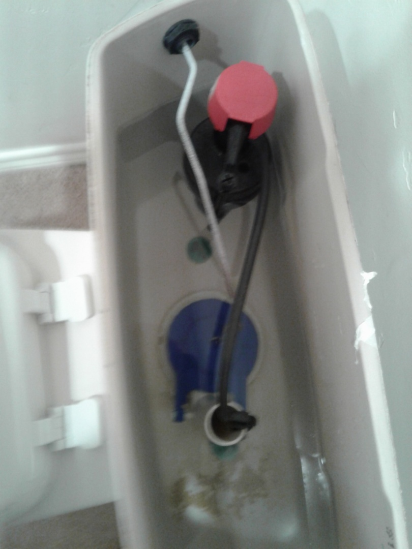 Cedar Hill, TX - Toilet repair