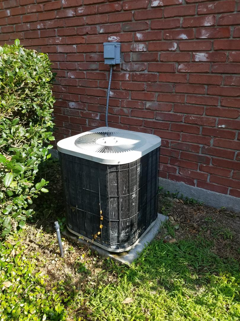 Grand Prairie, TX - Estimate for new air conditioning system