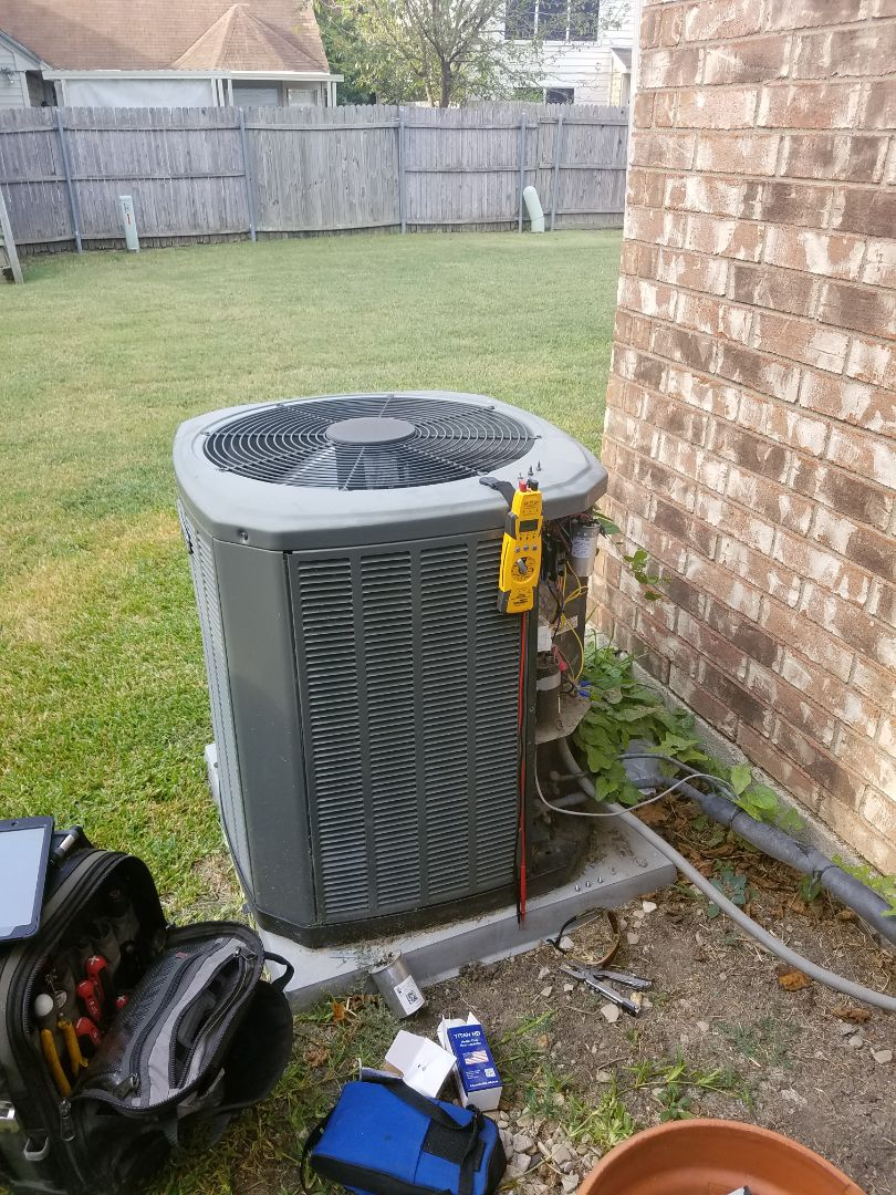 Glenn Heights, TX - Ac not cooling
