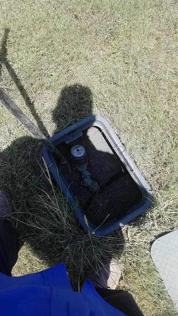 Waxahachie, TX - Possible water leak