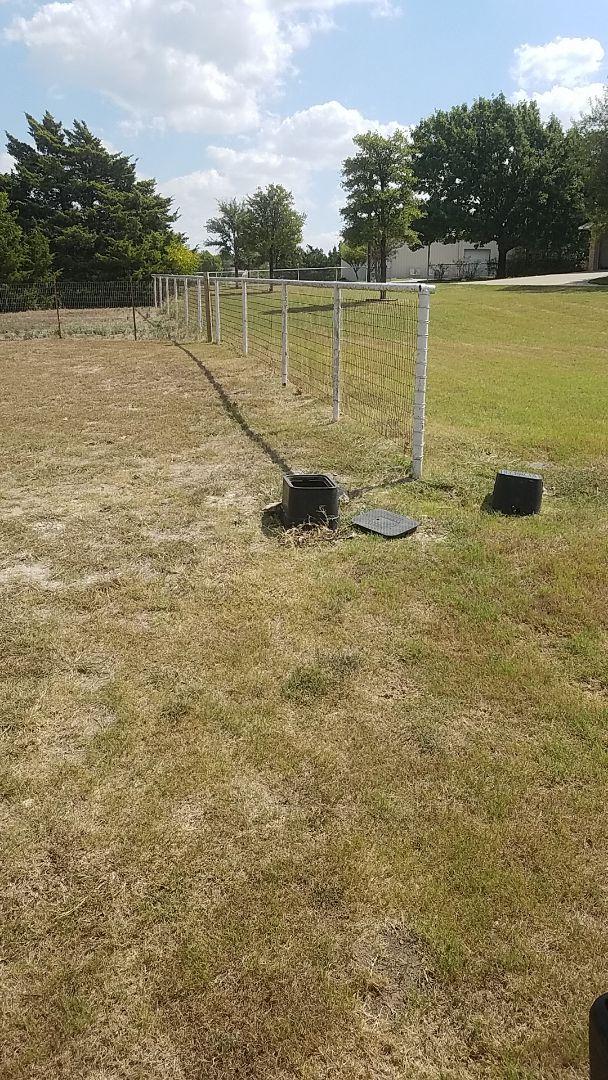 Midlothian, TX - Water service repair