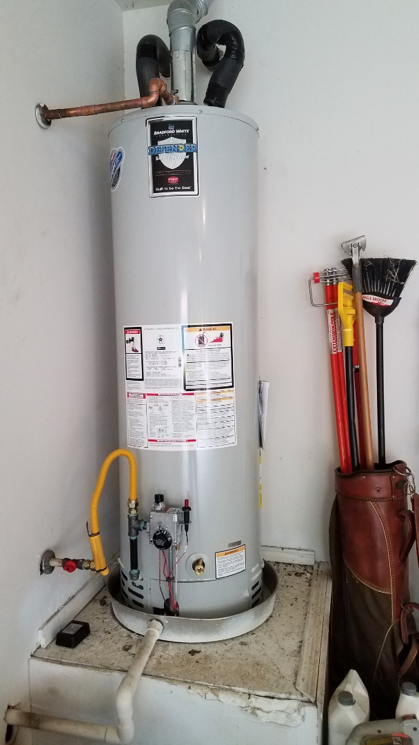 Midlothian, TX - Water heater repair