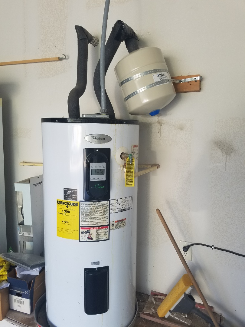 Cedar Hill, TX - Replace expansion tank
