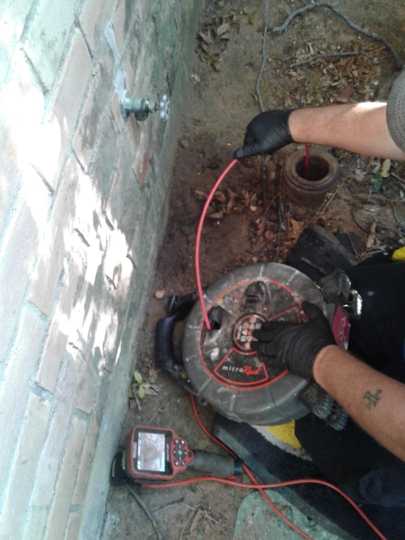 Arlington, TX - Whole house plumbing system inspection