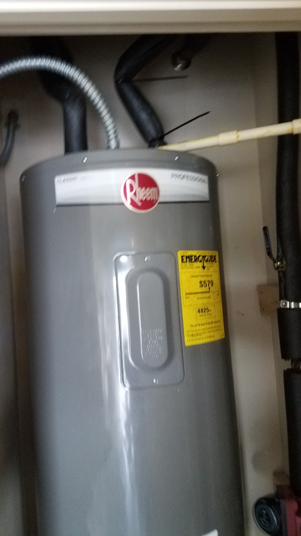 Lancaster, TX - Need a new water heater