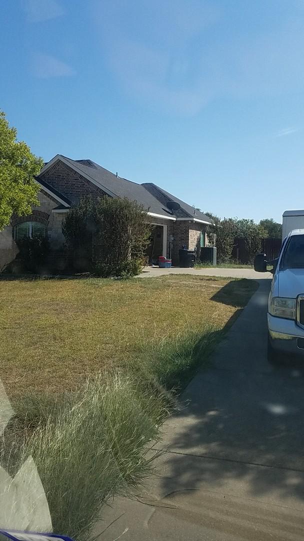 Glenn Heights, TX - Water leak