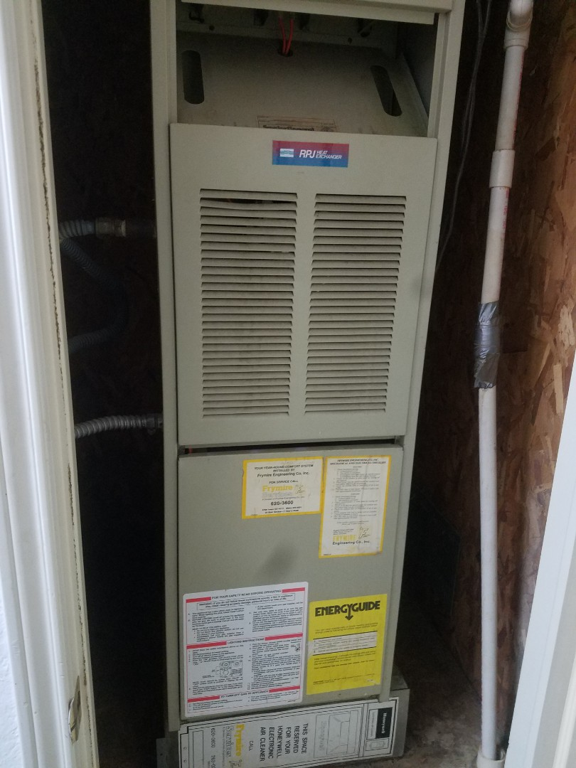 Lancaster, TX - Heating System Service