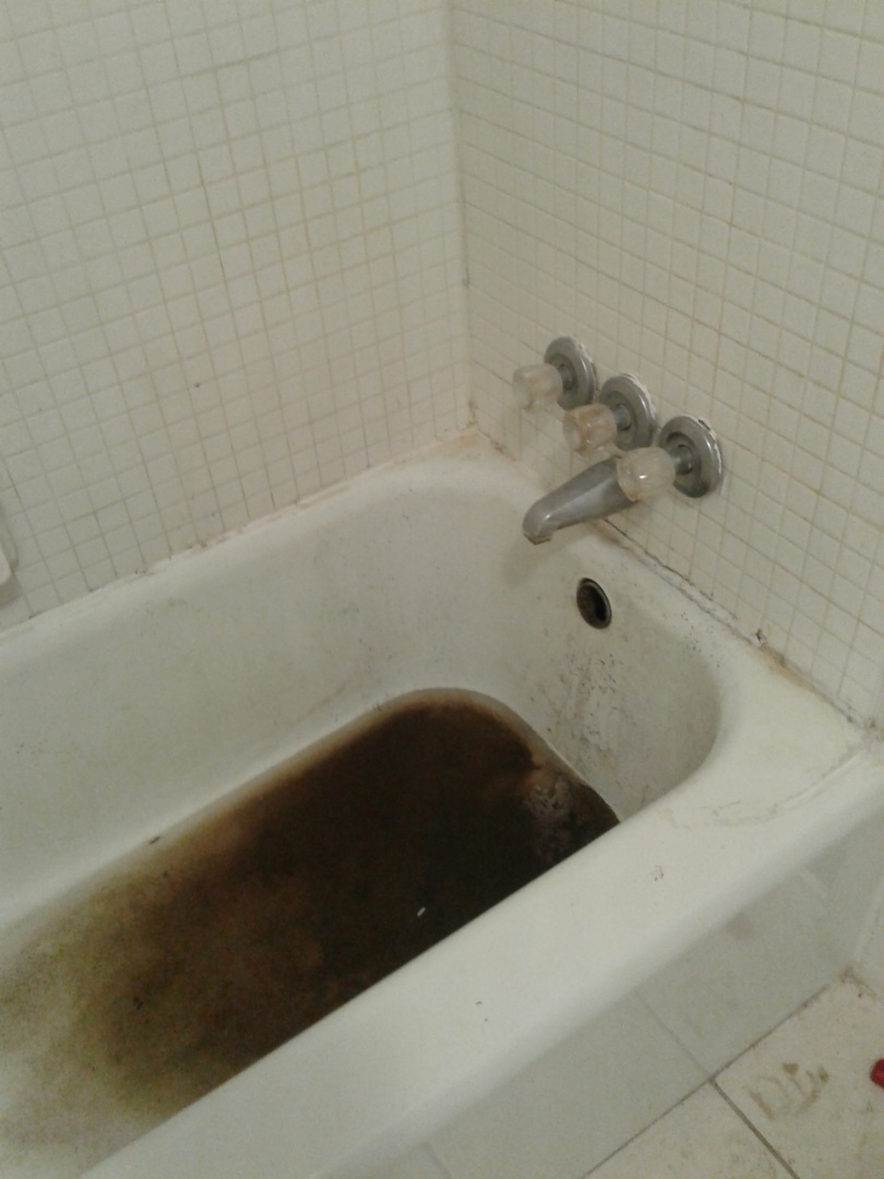 Duncanville, TX - Tub stoppage