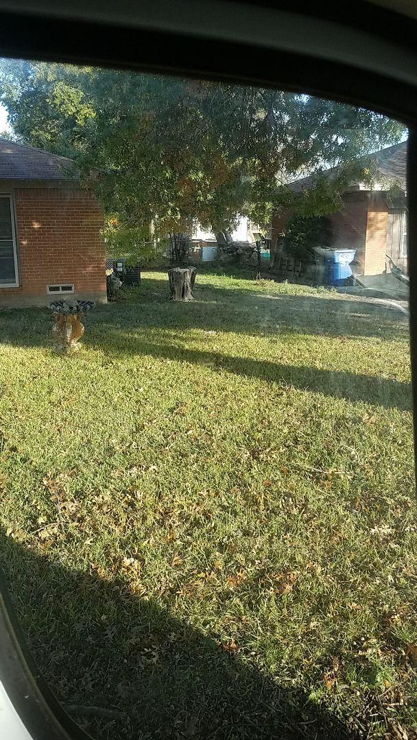 Red Oak, TX - Leak below home