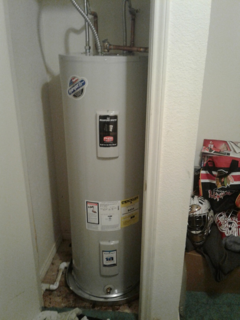 Waxahachie, TX - Water heater leaking