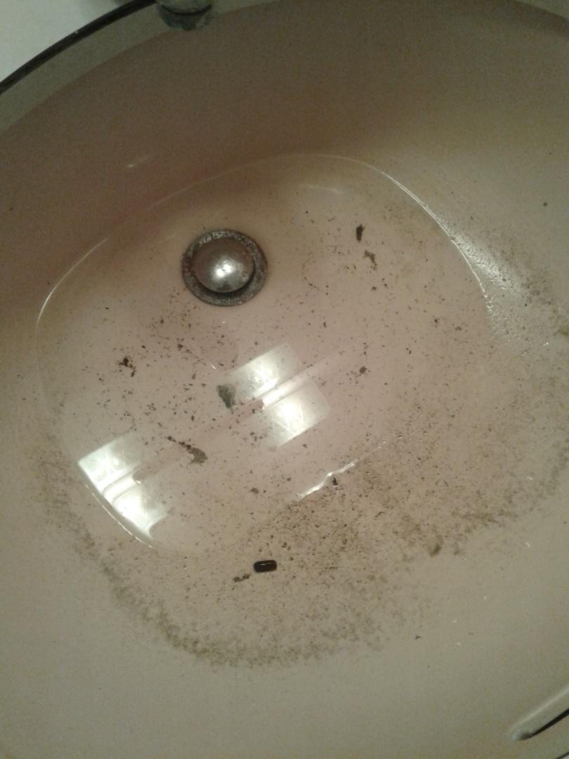 Dallas, TX - Bathroom sink will not drain