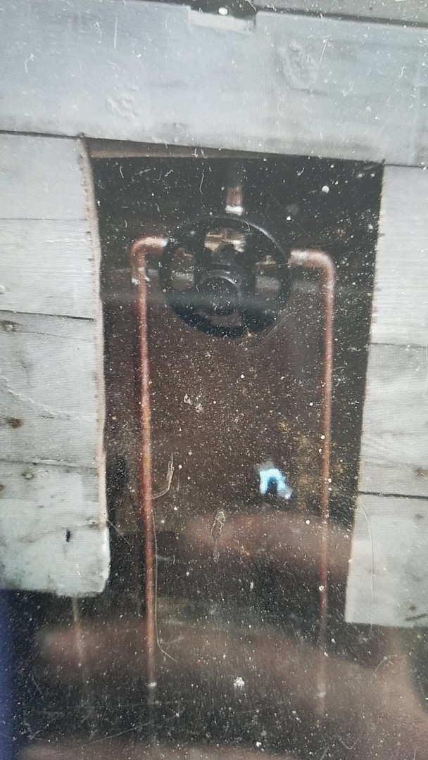 Install shower valve