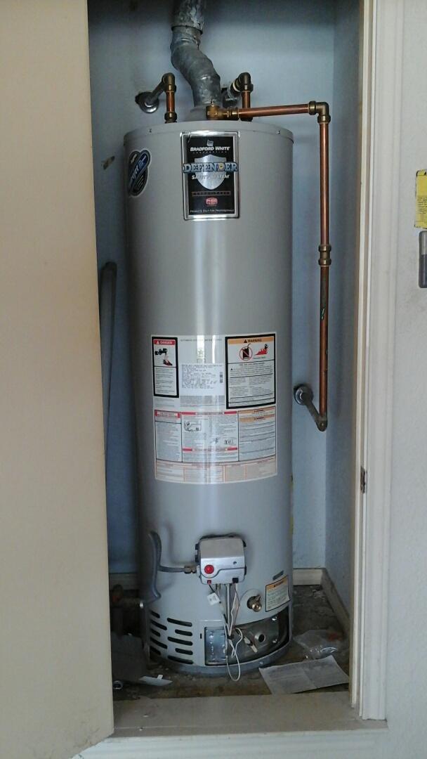 Glenn Heights, TX - Water heater won't light