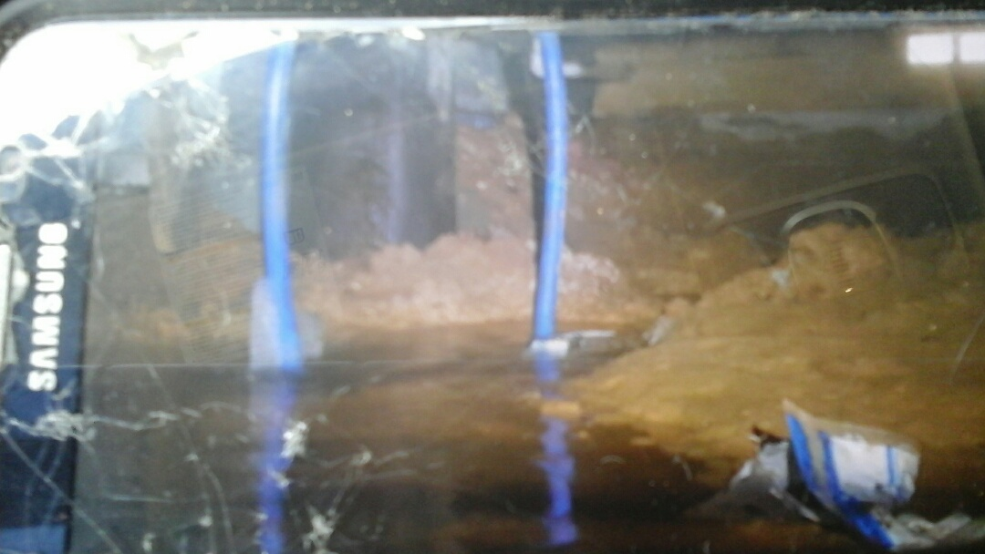 Wilmer, TX - Water leak below house