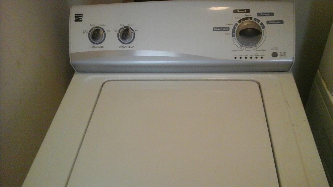 DeSoto, TX - Washing machine backing up