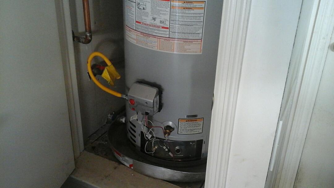 Dallas, TX - Water heater repair