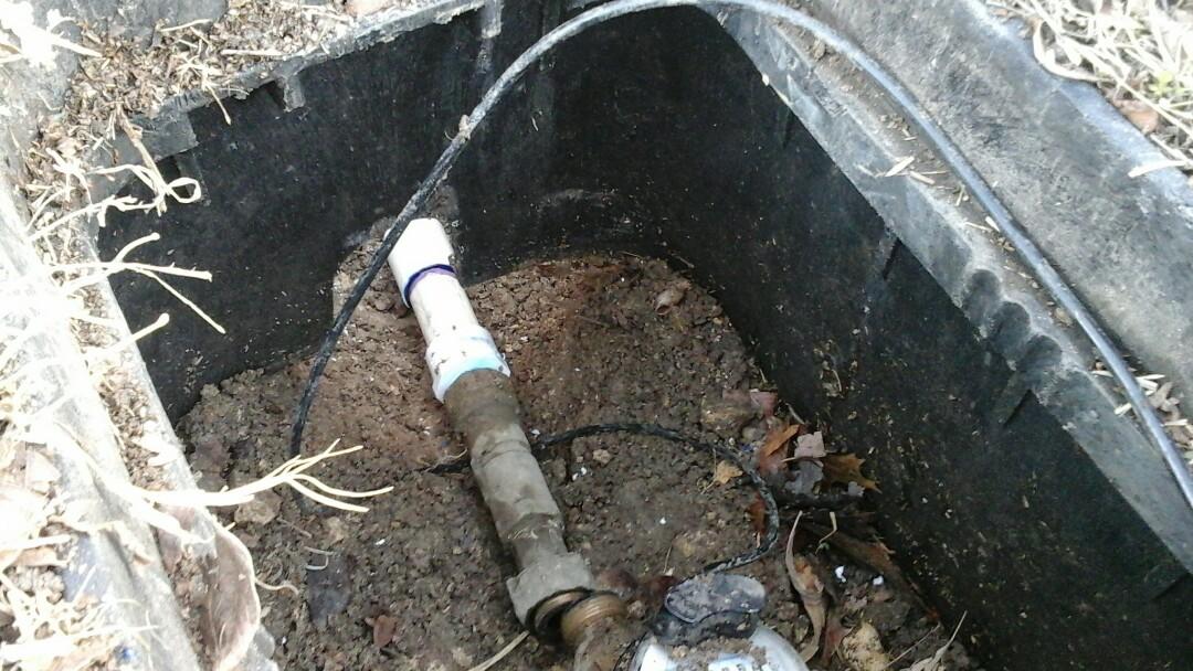 Cedar Hill, TX - Water leak