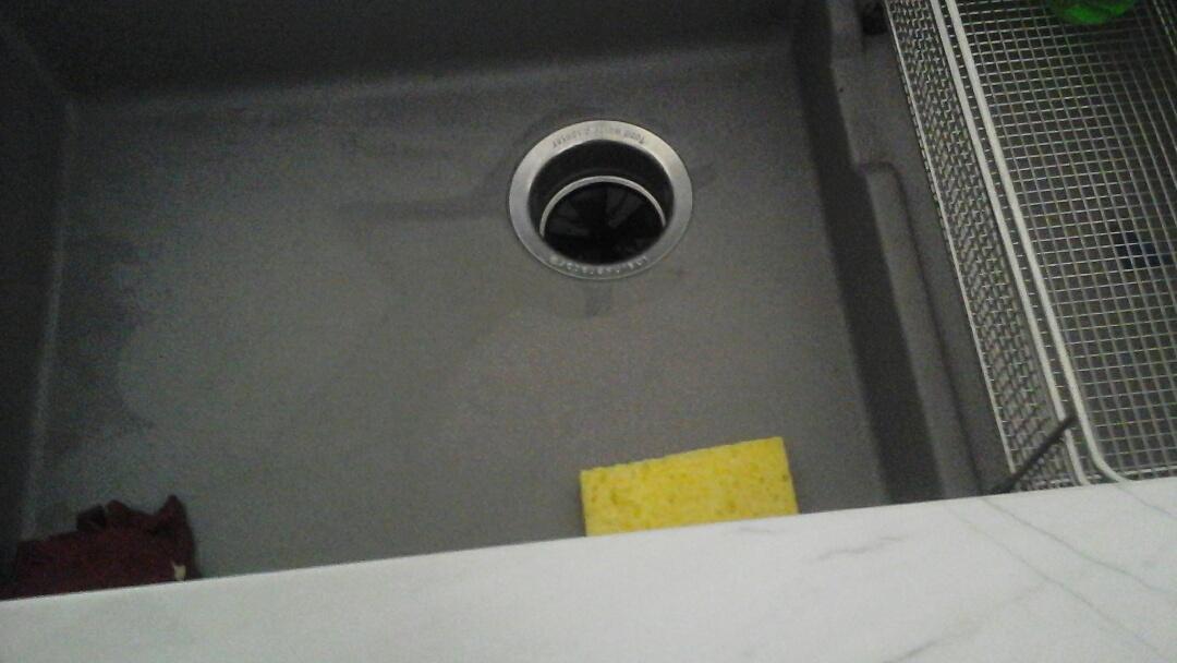 Cedar Hill, TX - Kitchen sink stopped up