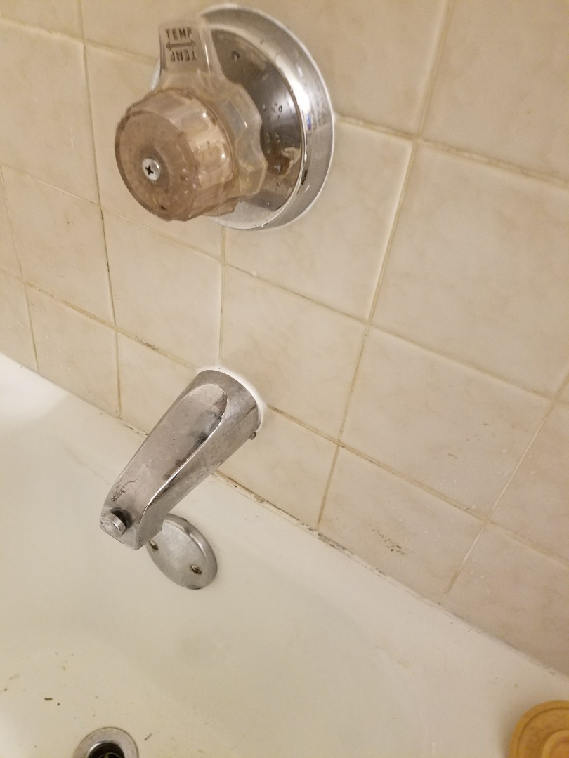 Carrollton, TX - Leak on shower