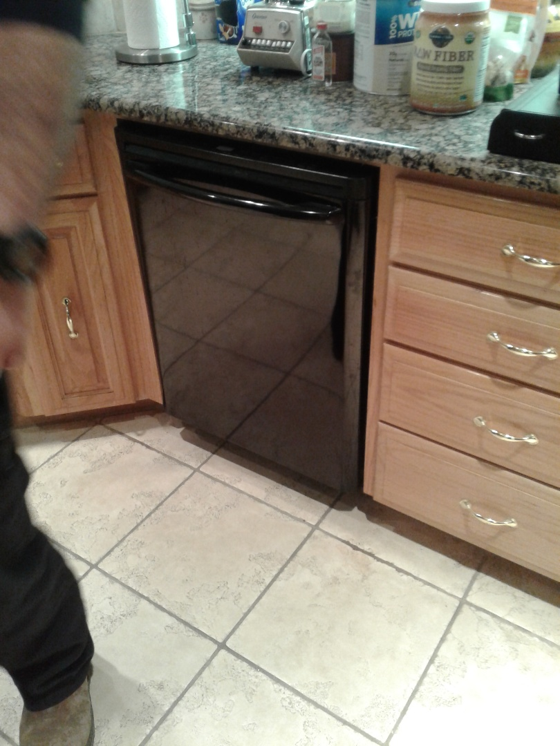 Red Oak, TX - Dishwasher replacement