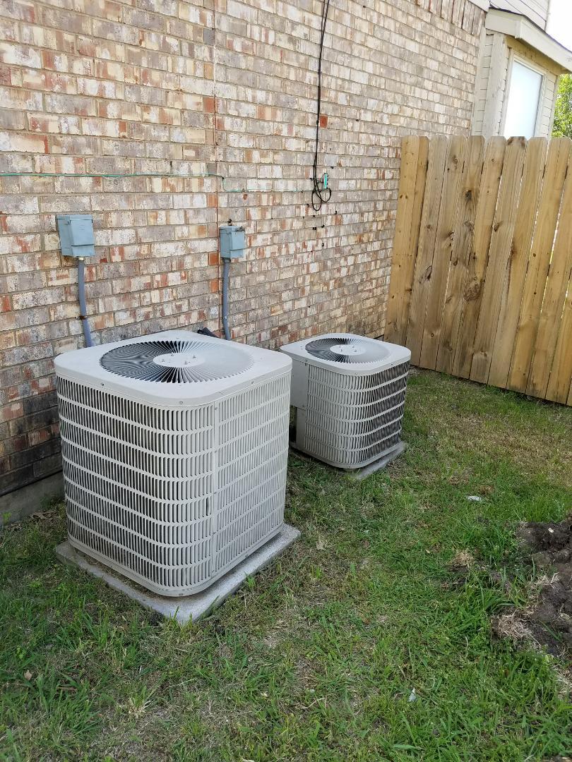 Glenn Heights, TX - A.C. tune up plumbing repairs