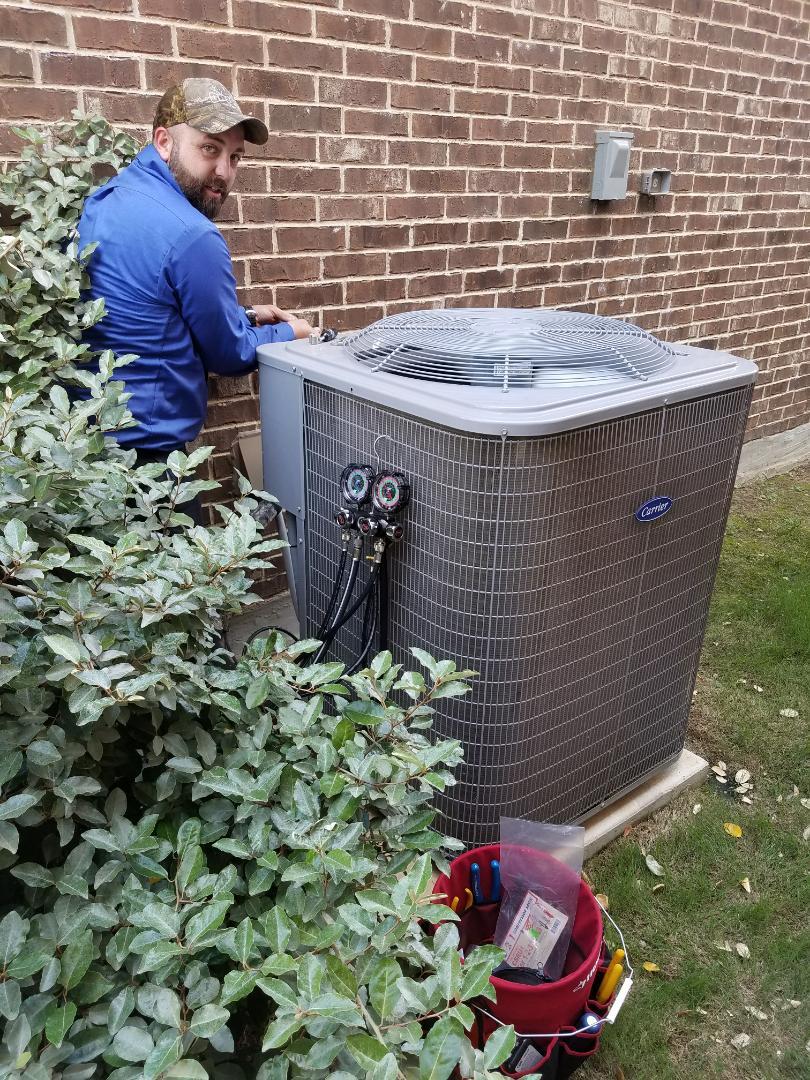 Arlington, TX - HVAC tune up