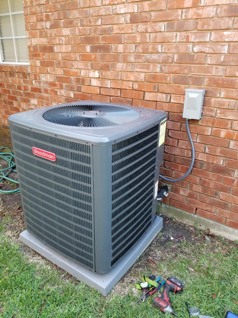 DeSoto, TX - Air Conditioner repairs