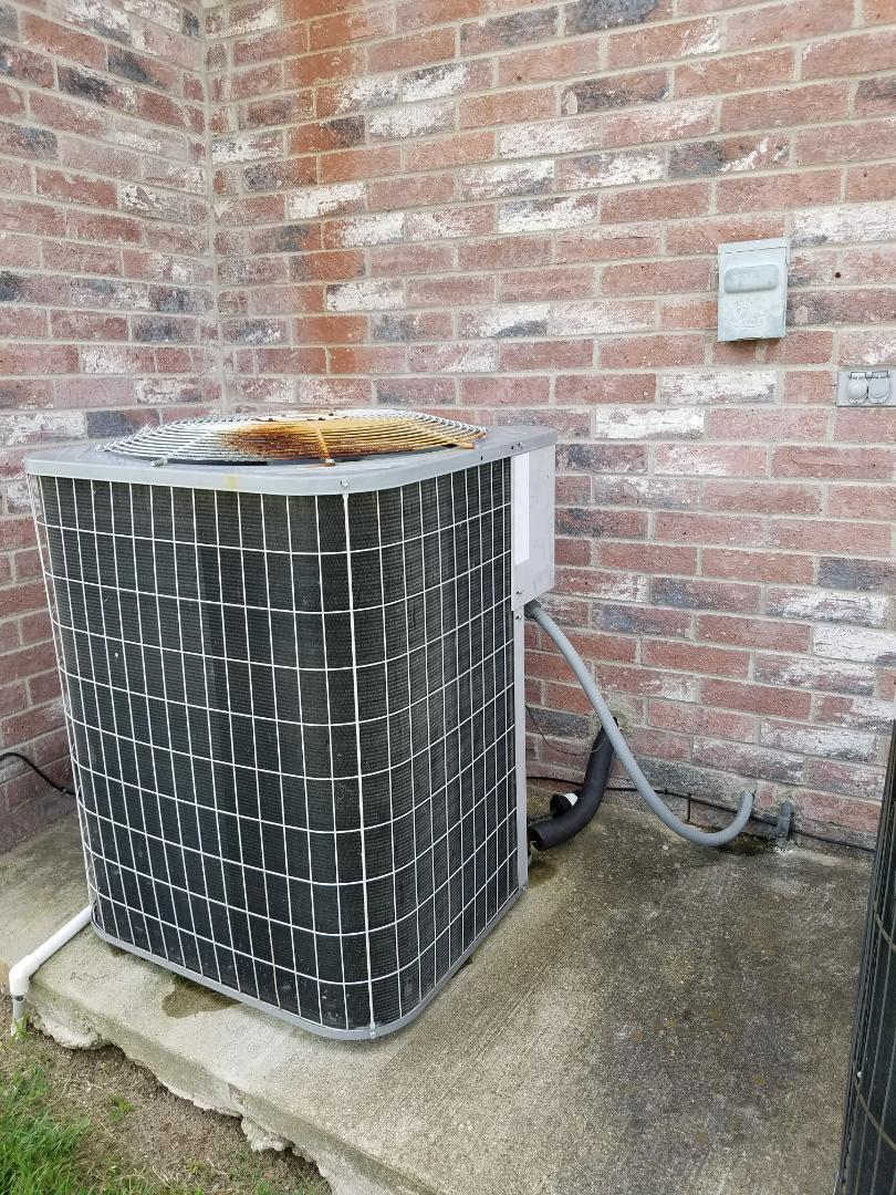 DeSoto, TX - HVAC repairs