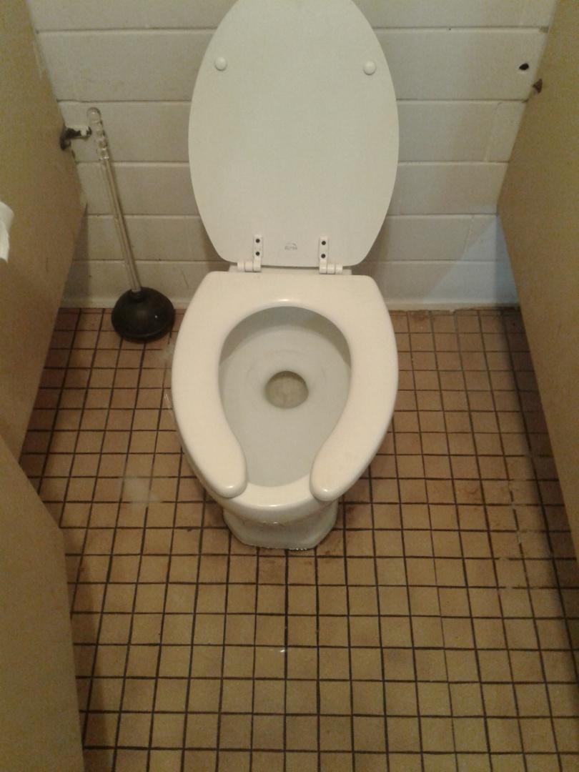 Midlothian, TX - Toilet is stopped up