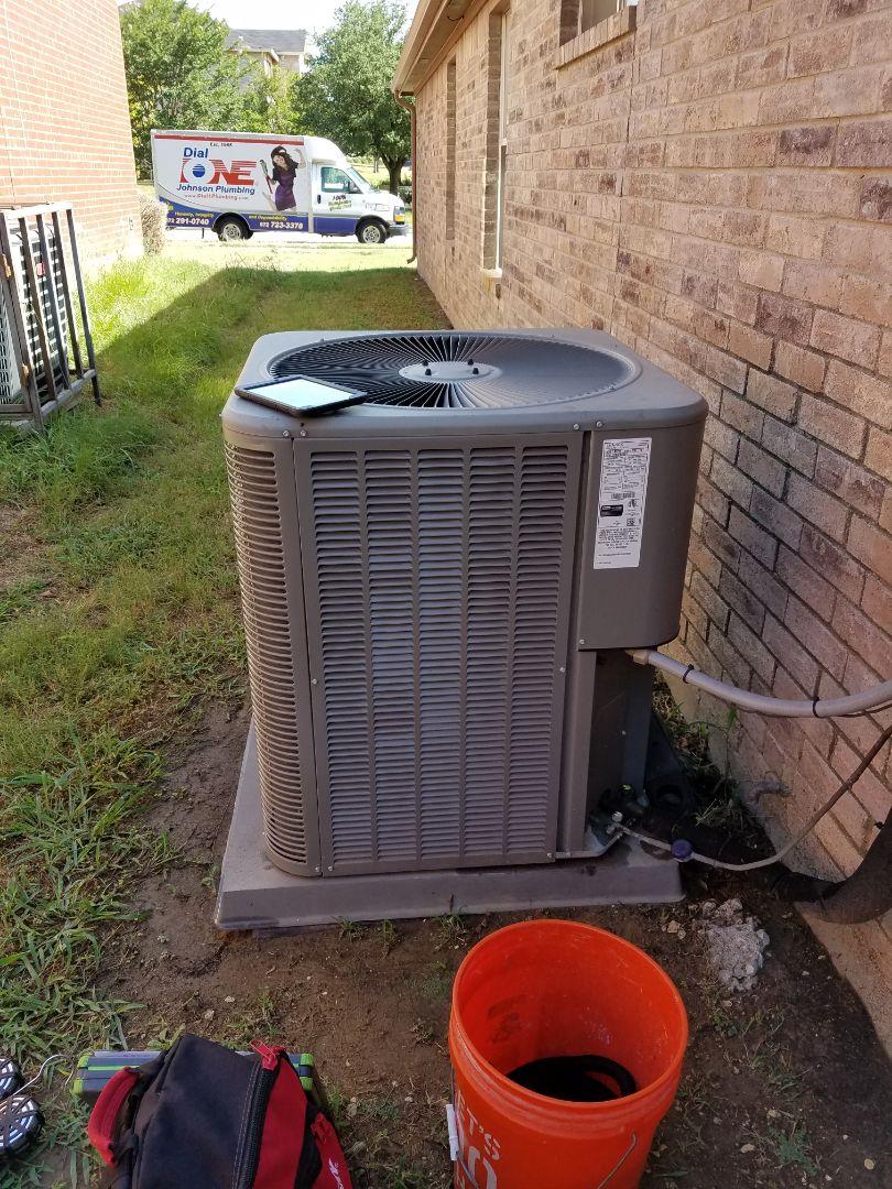 Duncanville, TX - Ac system maintenance