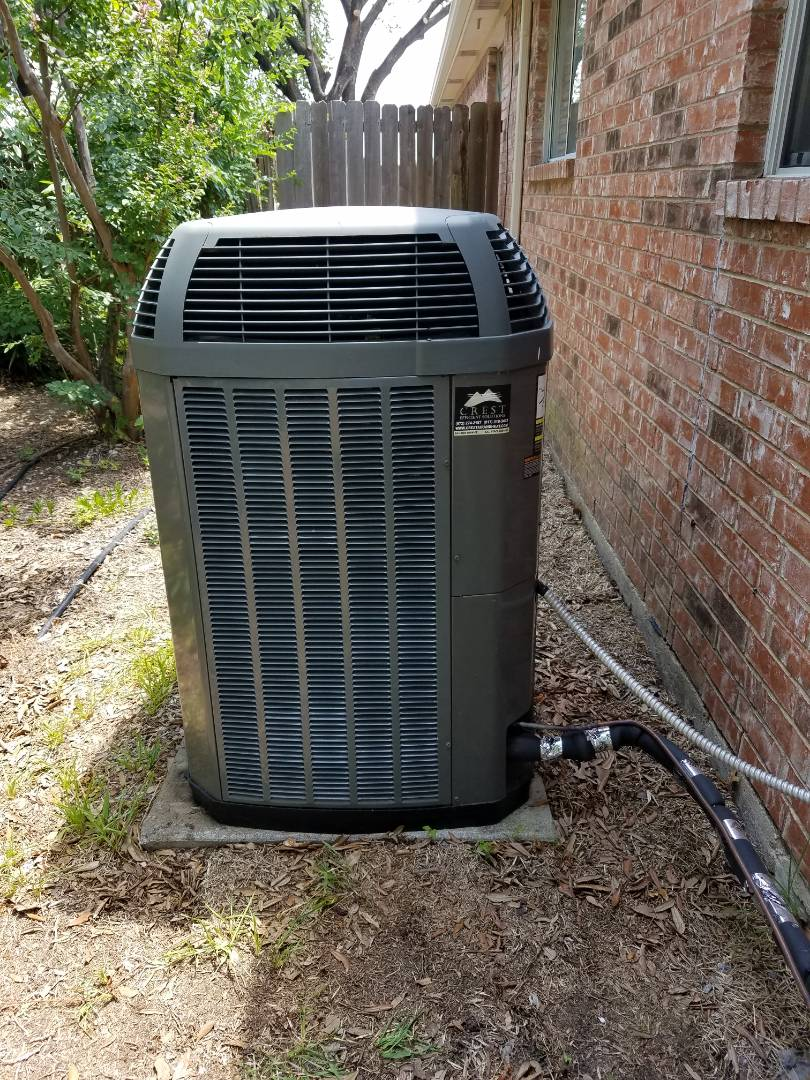 Grand Prairie, TX - Ac system maintenance
