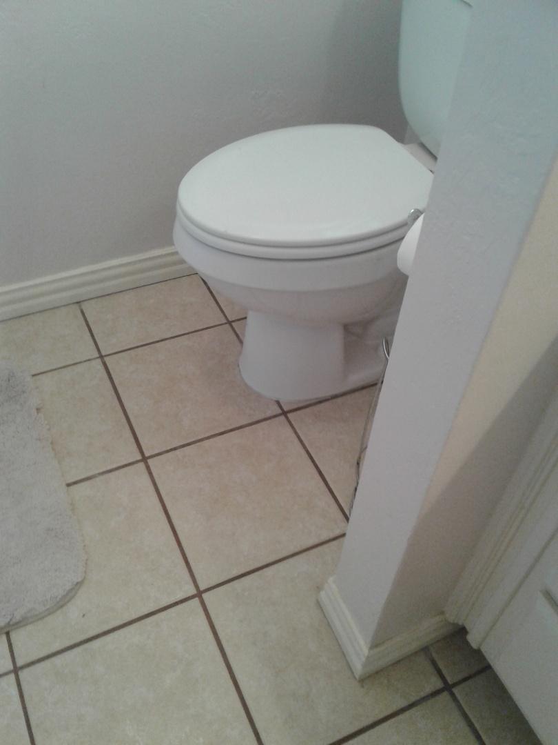 Red Oak, TX - Leaking toilet