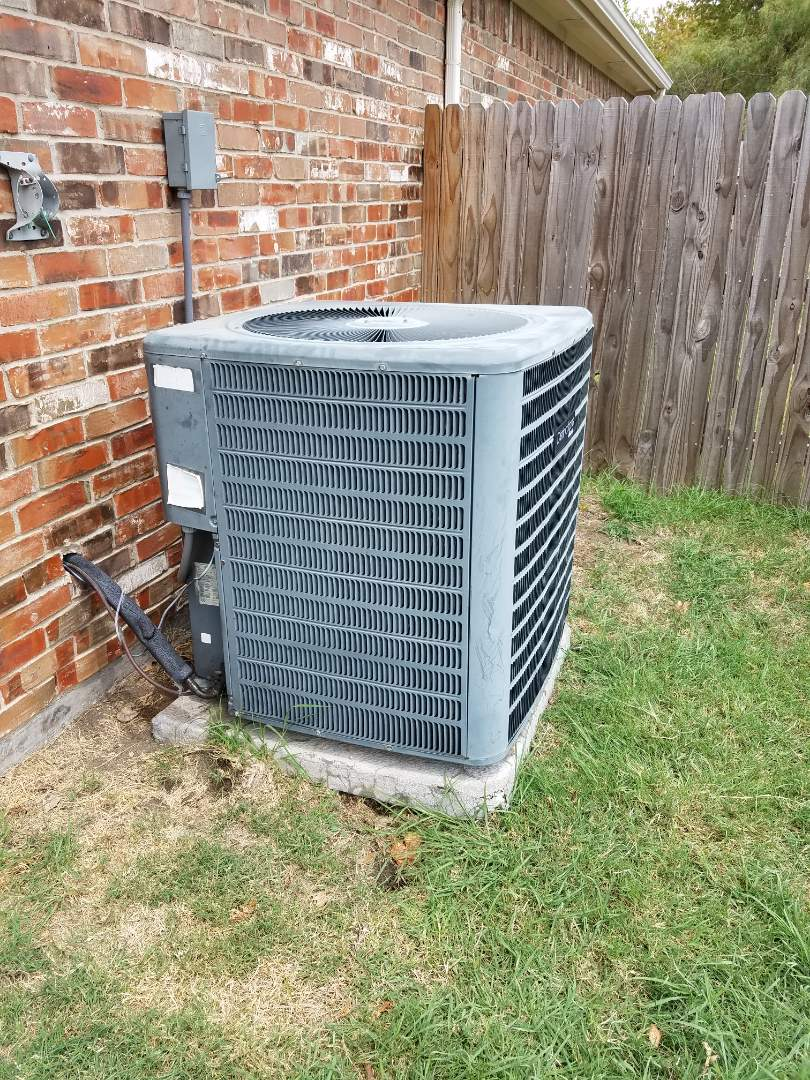 Midlothian, TX - Ac system motor replacement