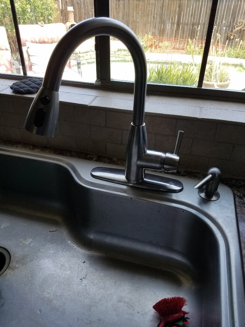 DeSoto, TX - Replace faucets