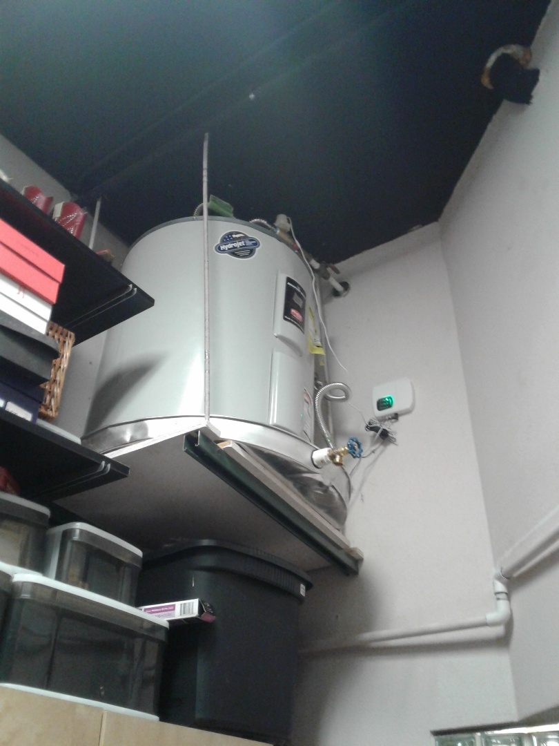 Dallas, TX - Water heater replacement