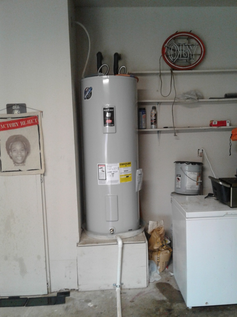 Arlington, TX - Water heater replacement