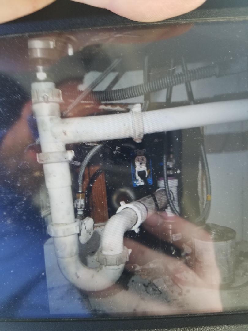Dallas, TX - Re-pipe kitchen drain