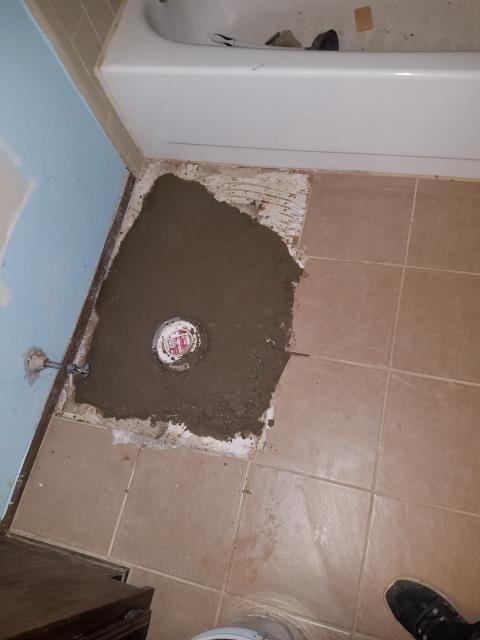 Grand Prairie, TX - sewer repair / slab leak