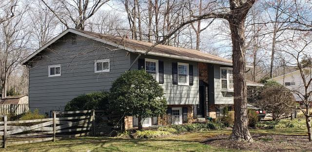 Alexandria, VA - It's about that time for a full roof replacement, roof is at least 25-30 years old. Orion's crew removed and replace existing shingles with new GAF Sovereign in a color Charcoal to prevent the roof from any damage.