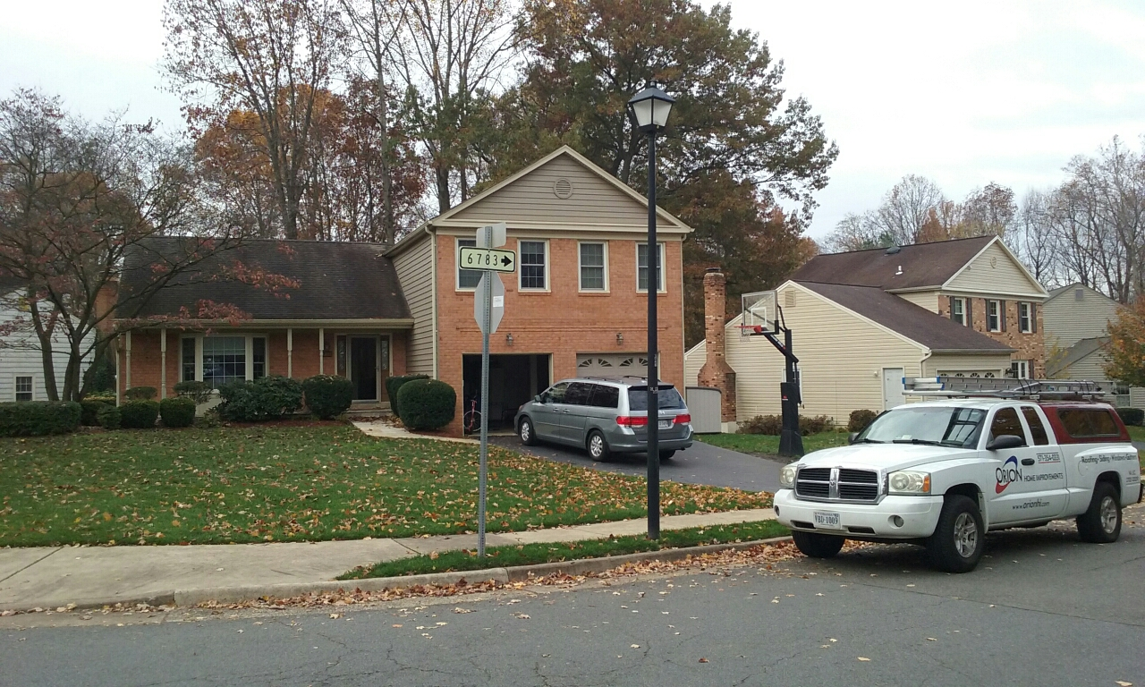 Annandale, VA - New roof for this family home in Annandale.