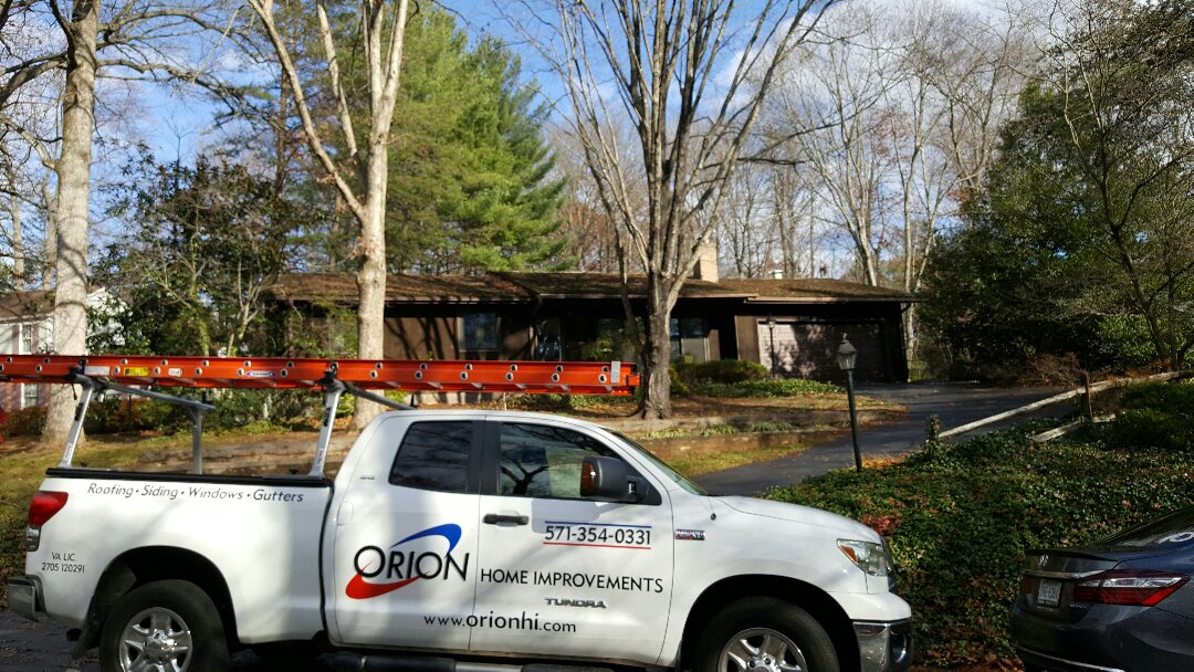 Reston, VA - Full cedar shakes roof replacement. Homeowner discussed options to either replace the Cedar shakes roof or to wash and treat the Cedar shakes roof with cedar sjaeckel@cox.net roof treatment and seal it with sealant. Beautiful home in Reston near me. Will proceed with preventative maintenance or roof replacement