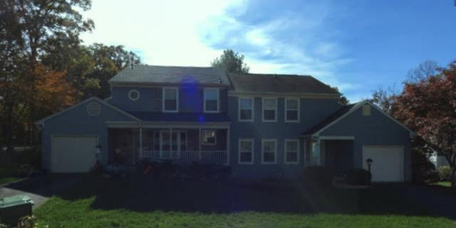 Woodbridge, VA - Another satisfied customer! Orion saves homes from hail damage, with a quality GAF roof, vinyl siding, and gutters replacement.