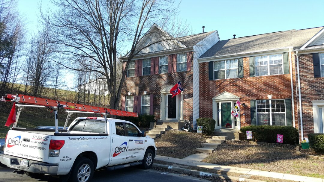 Woodbridge, VA - Started off as a roof repair in Woodbridge, VA. Turned into a full roof replacement due to wood rot, flashing failure, and skylight leaking.
