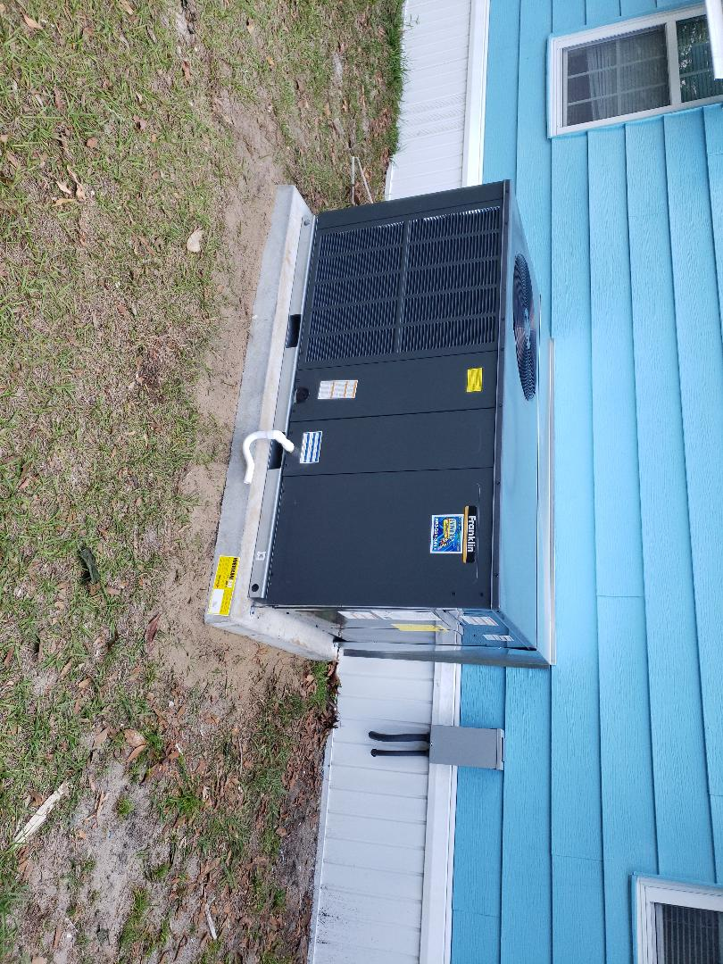 Davenport, FL - New AC install in Polo Park, Davenport, Florida